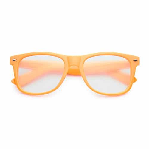spacebril oranje