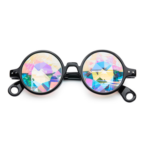 Caleidoscoop brillen