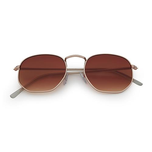 Festival zonnebril chrome 2019 bruin