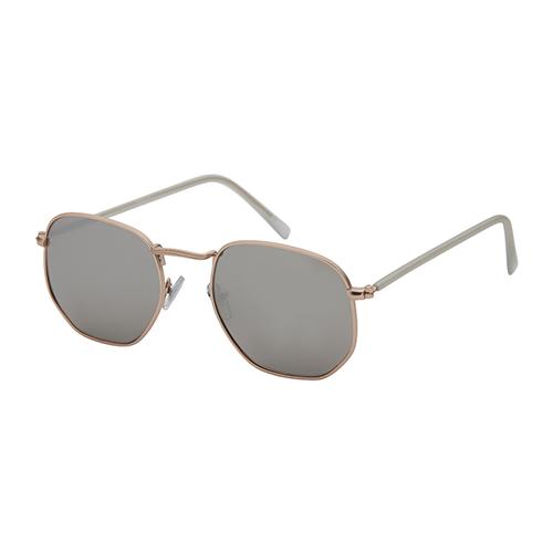 Festival zonnebril chrome 2019 silver zijkant